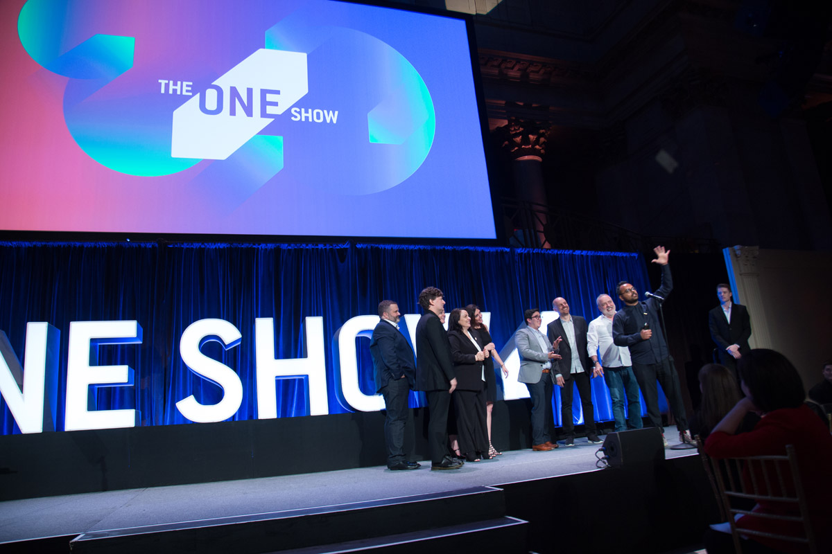 2018 One Show - Friday